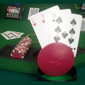4 Round Holders (Porta Cartas)