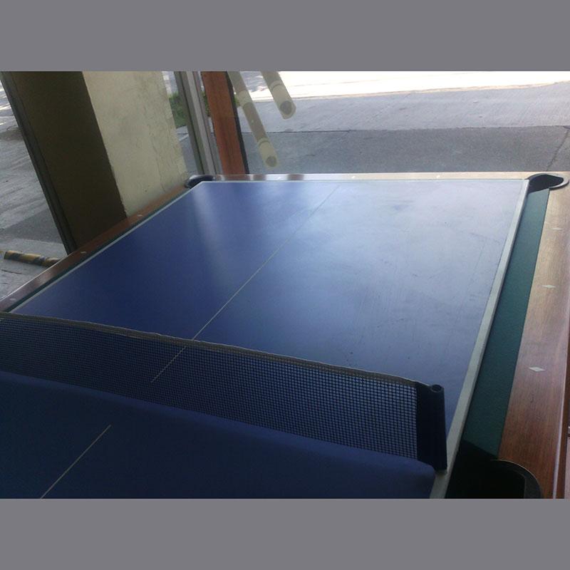 Cubierta de ping pong para mesa de billar