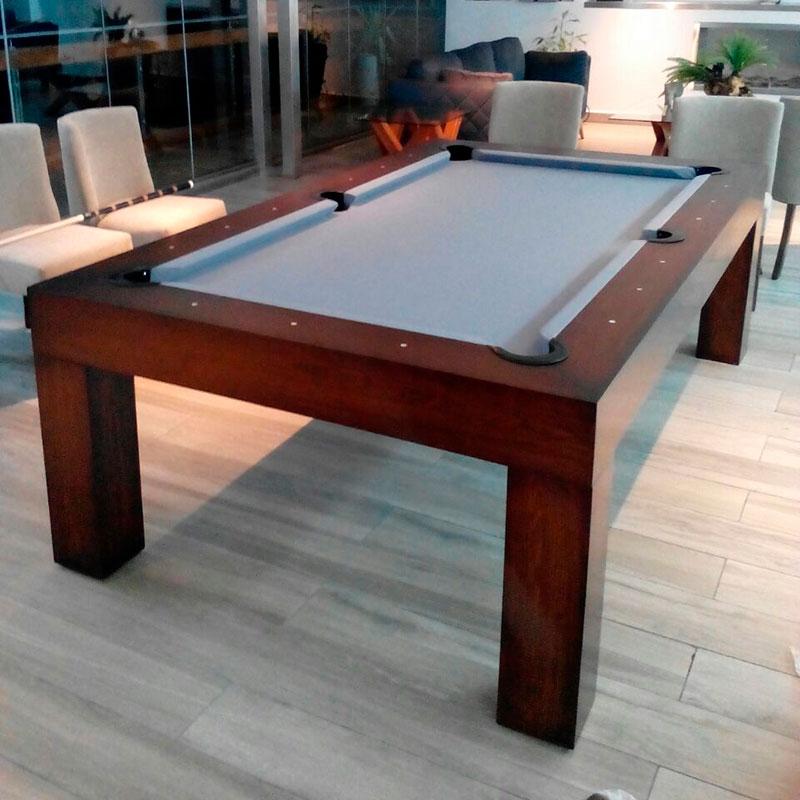 Mesa Comedor de madera – Mesas de Billar JRD