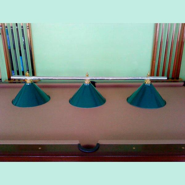 Lámparas de Billar