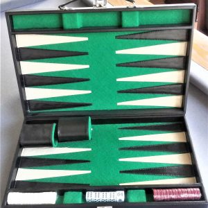 Backgammon de Vinipiel mediano