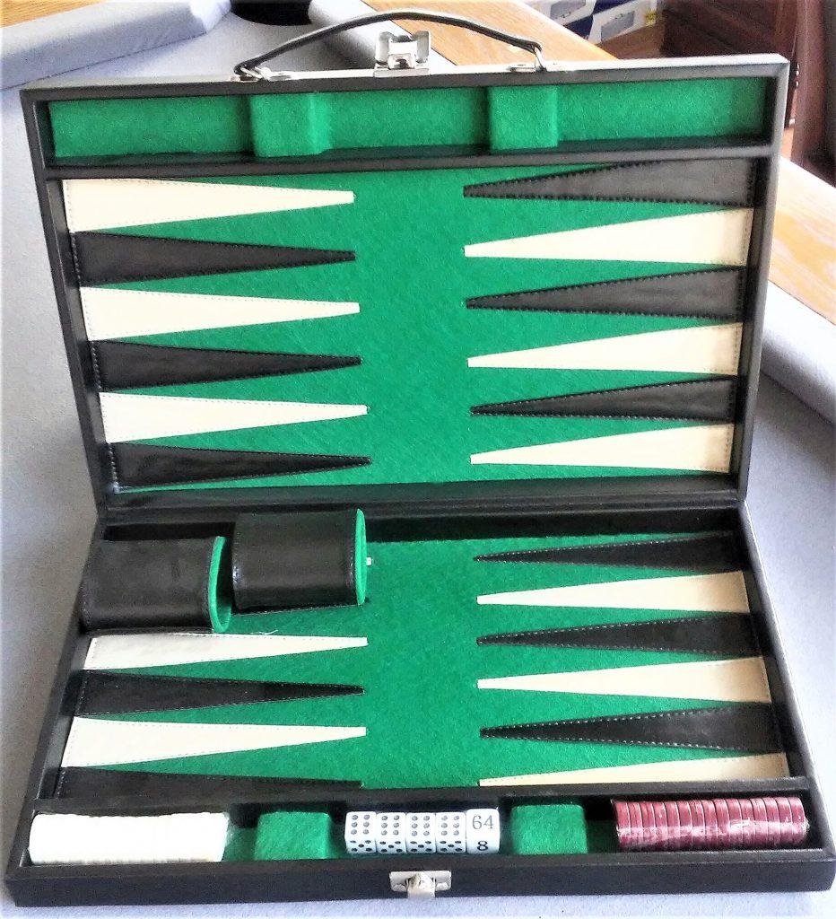 Backgammon de Vinipiel mediano