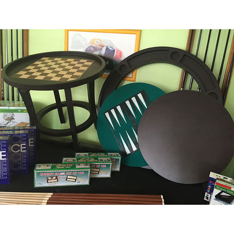 Mesa de Póker Moderna