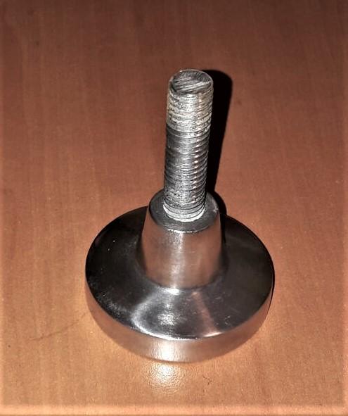 Copa Mini Diámetro 6 cm Altura 8.5 cm con Tornillo de Media Pulgada
