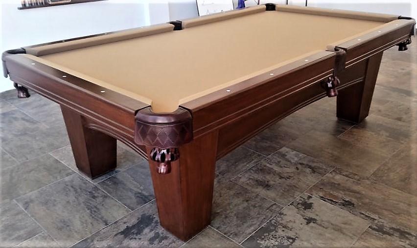 mesa de billar bay